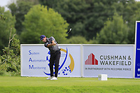 Ross Kellett (SCO) tees off the 4th tee during Sunday's Final Round of the Northern Ireland Open 2018 presented by Modest Golf held at Galgorm Castle Golf Club, Ballymena, Northern Ireland. 19th August 2018.<br /> Picture: Eoin Clarke | Golffile<br /> <br /> <br /> All photos usage must carry mandatory copyright credit (&copy; Golffile | Eoin Clarke)