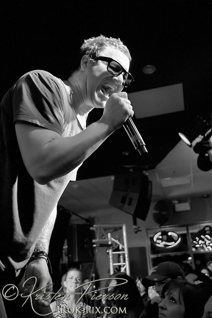 Candlebox perform at the Rock Junction January 31, 2013; ©2013 Kristen Pierson