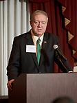 President Nellis introduces the Konneker awards importance.