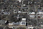 Aerial images above Carson City, Nev., on Thursday, March 9, 2017. <br /> Photo by Cathleen Allison/Nevada Photo Source