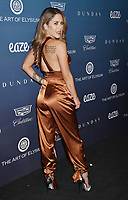 LOS ANGELES, CA - JANUARY 05: Brittney Palmer attends Michael Muller's HEAVEN, presented by The Art of Elysium at a private venue on January 5, 2019 in Los Angeles, California.<br /> CAP/ROT/TM<br /> &copy;TM/ROT/Capital Pictures