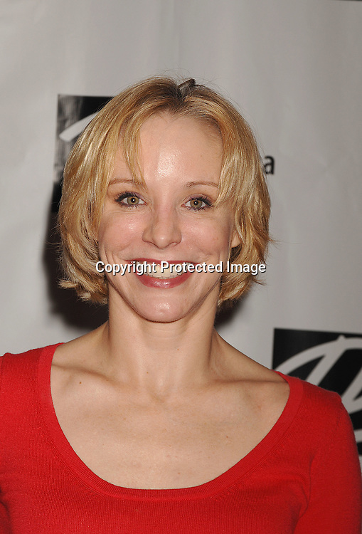 Charlotte D'Amboise..posing for photographers at The Drama League Awards Ceremony and Luncheon on May 11, 2007 at The Marriott Marquis Hotel. ..Robin Platzer, Twin Images