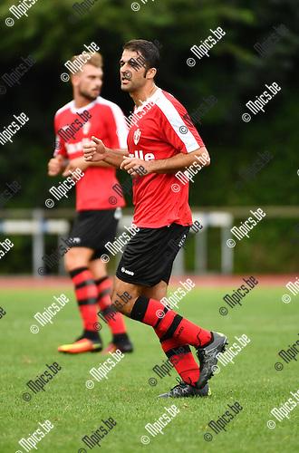 2016-07-30 / Voetbal / Seizoen 2016-2017 / TSV Lyra / Glenn Janssens<br /> <br /> Foto: Mpics.be