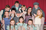 ACTORS: Killarney Musical Society actors in the Roger and Hammersteins musical 'Carousel' in the INEC Killarney on Tuesday evening were: Rachel Randles, Eva Buckley, Tara Casey, Lydia Collins-Coughlan, Luke Casey, Lauren O'Shea, Ronan O'Shea, Julia Buckley, John Kerrisk, John Ivory, Jack Brosnan and Adam O'Shea.   Copyright Kerry's Eye 2008