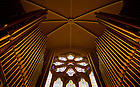 July 19, 2011; Pipe organ at St. Boniface Church in Louisville, Kentucky where the Notre Dame Folk Choir perfromed as part of the 2011 National Pastoral Musicians' Conference. ..Photo by Matt Cashore/University of Notre Dame