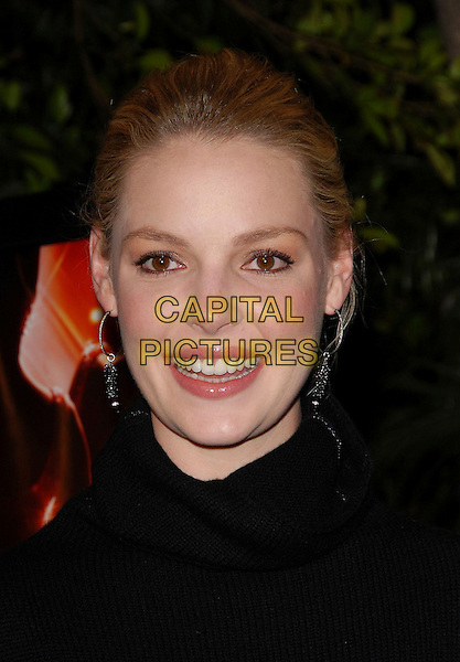 "KATHERINE HEIGL .Arrivals at the Paramount Pictures' Premiere of ""Dreamgirls"" held at The Wilshire Theatre, Beverly Hills, California, USA, December 11th 2006..portrait headshot katharine .CAP/DVS.©Debbie VanStory/Capital Pictures"