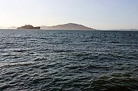 San Francisco, Usa, Giugno 2007. La prigione di Alcatraz