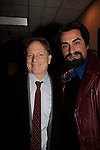 Guiding Light's Justin Deas and Navid Negahban (Homeland) star in the movie Price for Freedom which tells the story of an Iranian Jew who worked to counter oppression after the 1979 Islamic Revolution was shot in Orange County and Italy and premieres May 29, 2015 at the Hoboken Film Festival, Middletown, NY.  (Photo by Sue Coflin/Max Photos)
