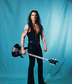 1998: MANOWAR - Photosession in Paris France