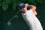 Danny Willett of England tees off during the 58th UBS Hong Kong Golf Open as part of the European Tour on 09 December 2016, at the Hong Kong Golf Club, Fanling, Hong Kong, China. Photo by Marcio Rodrigo Machado / Power Sport Images