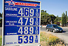Gas Prices stock photos (gas price signs, fuel prices, gasoline prices, pump prices)