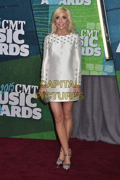 10 June 2015 - Nashville, Tennessee - Ashley Monroe. 2015 CMT Music Awards held at Bridgestone Arena. <br /> CAP/ADM/LF<br /> &copy;Laura Farr/AdMedia/Capital Pictures