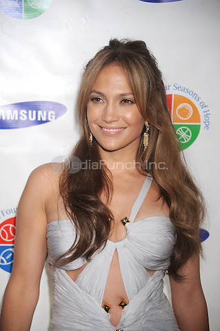 Jennifer Lopez at Samsung's 9th Annual Four Seasons of Hope Gala at Cipriani Wall Street  in New York City. June 15, 2010. Credit: Dennis Van Tine/MediaPunch