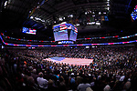 DALLAS, TX - APRIL 2:  The National Anthem during the 2017 Women's Final Four at American Airlines Center on April 2, 2017 in Dallas, Texas.  (Photo by Ben Solomon/NCAA Photos via Getty Images)