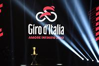 Giro d'Italia<br /> Milano 24-10-2019 <br /> Presentazione 103mo Giro d'Italia 2020 <br /> Photo Daniele Buffa / Insidefoto