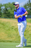 Bernd Wiesberger (AUT) watches his tee shot on 12 during Thursday's round 1 of the 117th U.S. Open, at Erin Hills, Erin, Wisconsin. 6/15/2017.<br /> Picture: Golffile | Ken Murray<br /> <br /> <br /> All photo usage must carry mandatory copyright credit (&copy; Golffile | Ken Murray)