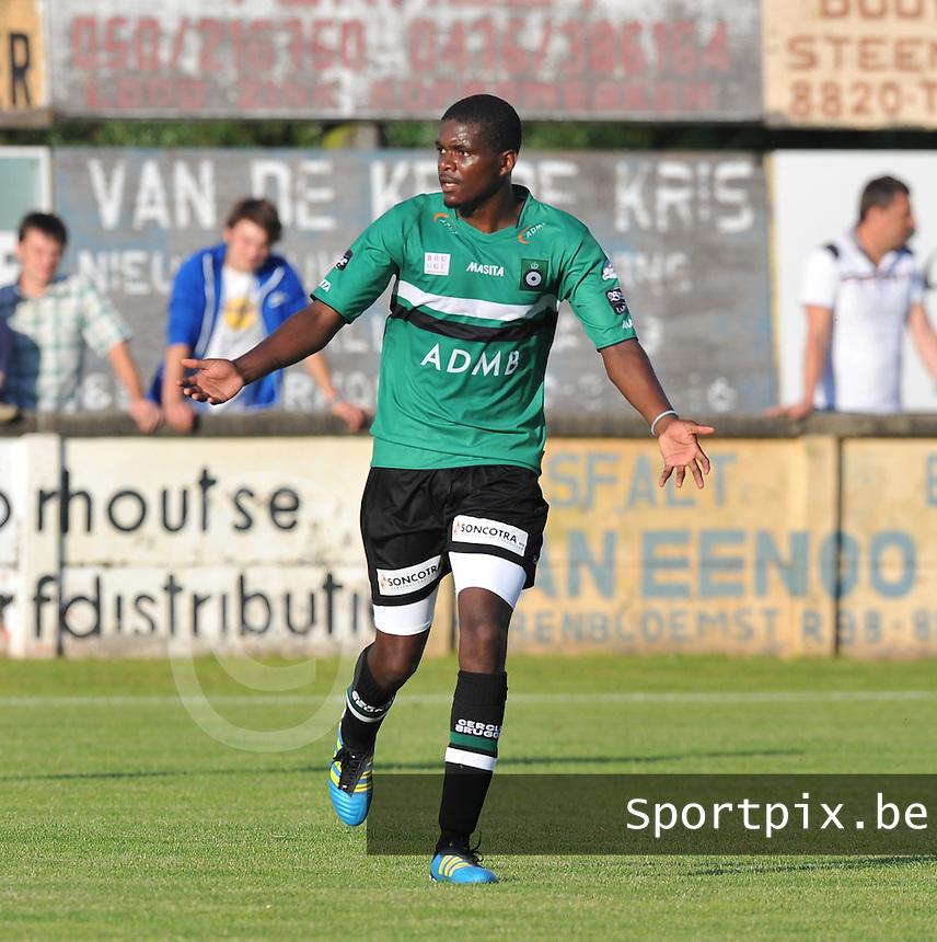 KSV Cercle Brugge : William Carvalho.foto VDB / BART VANDENBROUCKE