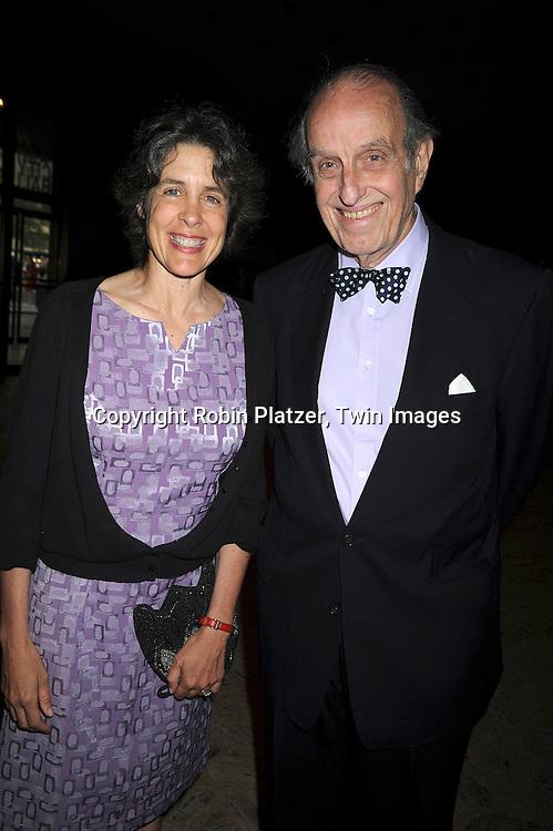 Frederick Eberstadt and daughter Fernanda
