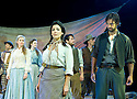 Oklahoma by Rogers and Hammerstein, Directed by John Doyle. With  Craige Els as Judd,Leila Benn Harris as Laurey.Opens at The Chichester Festival Theatre on 24/6/09. CREDIT Geraint Lewis