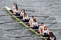 Crew: 191  St Pauls Girls Sch BC  Event: Girls School 1st eights<br /> <br /> Schools' Head of the River 2017<br /> <br /> To purchase this photo, or to see pricing information for Prints and Downloads, click the blue 'Add to Cart' button at the top-right of the page.
