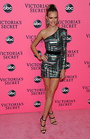 NEW YORK, NY - DECEMBER 02: Josephine Skiver attends the Victoria's Secret Viewing Party at Spring Studios on December 2, 2018 in New York City. <br /> CAP/MPI/JP<br /> &copy;JP/MPI/Capital Pictures