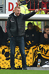 01.12.2018,  GER; 2. FBL, FC St. Pauli vs SG Dynamo Dresden ,DFL REGULATIONS PROHIBIT ANY USE OF PHOTOGRAPHS AS IMAGE SEQUENCES AND/OR QUASI-VIDEO, im Bild Trainer Maik Walpurgis (Dresden) Foto © nordphoto / Witke *** Local Caption ***
