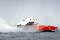 "Andrew Tate, A-25 ""Fat Chance"" (2.5 MOD class hydroplane(s)"