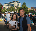 A photograph taken during Artown's Opening Night in Reno on Saturday, July 1, 2017.