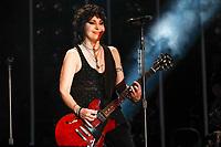 07 June 2019 - Nashville, Tennessee - Joan Jett. 2019 CMA Music Fest Nightly Concert held at Nissan Stadium. Photo Credit: Frederick Breedon/AdMedia