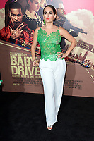 Ana de la Reguera at the Los Angeles premiere for &quot;Baby Driver&quot; at the Ace Hotel Downtown. <br /> Los Angeles, USA 14 June  2017<br /> Picture: Paul Smith/Featureflash/SilverHub 0208 004 5359 sales@silverhubmedia.com