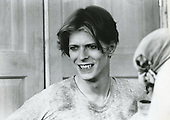 DAVID BOWIE - Promotion photos for Station To Station - 1976.  Photo credit: MM-Media Archive/IconicPix
