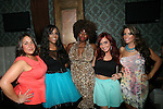 "Angelia, Kelly Linton of Brooklyn 11223, MarieDriven MTV's Angelina Pivarnick and VH1's Elizabeth Ann Attend ""RokStarLifeStyle"" Celebrity Publicist MarieDriven Birthday Extravaganza Hosted by Jack Thriller & MTV Angelina Pivarnick Held at Chelsea Manor, NY"