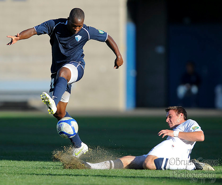 Fullerton Ca. USA - 06-26-2011; The LA Blues lose a tough one to the Harrisburg City Islanders 2-1 while resting some starters in preparation to face the LA galaxy in the 3rd round of the US Cup.