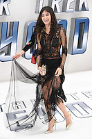 "Sofia Boutella<br /> arrives for the ""Star Trek Beyond"" premiere at the Empire Leicester Square, London.<br /> <br /> <br /> ©Ash Knotek  D3140  12/07/2016"