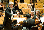 Farhad Mechkat conducts the Pacific Symphony in Zoltan Kodaly's 'Dances of Galanta'.
