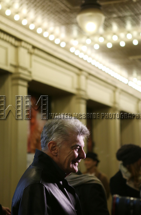 Richard Benjamin attends the Broadway Opening Night Performance of 'Twelfth Night' at the Belasco Theatre on November 10, 2013 in New York City.