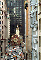 Old State House, State St., Boston