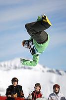 Burton European Open Snowboarding Championships in 2009