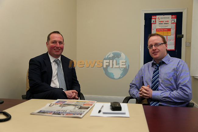 Spotlight Alan Mynes<br /> Picture: Fran Caffrey www.newsfile.ie