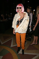 LOS ANGELES, CA - OCTOBER 27: Julianne Hough at the Fourth Annual UNICEF Masquerade Ball Los Angeles at Clifton's Cafeteria in Los Angeles, California on October 27, 2016. Credit: Faye Sadou/MediaPunch