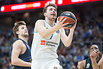 Real Madrid Luka Doncic during Turkish Airlines Euroleague match between Real Madrid and Fenerbahce Dogus at Wizink Center in Madrid , Spain. March 02, 2018. (ALTERPHOTOS/Borja B.Hojas)