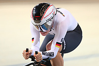 Picture by SWpix.com - 03/03/2018 - Cycling - 2018 UCI Track Cycling World Championships, Day 4 - Omnisport, Apeldoorn, Netherlands - Women's 500m Time Trial - Miriam Welte of Germany