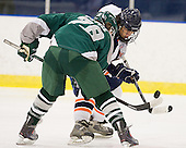 Alex Cottle (Plymouth State - 28), Nick Lampson (Salem State - 12) - The visiting Plymouth State University Panthers defeated the Salem State University Vikings 3-2 on Thursday, December 1, 2011, at Rockett Arena in Salem, Massachusetts.