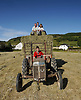 Haymaking in Wales
