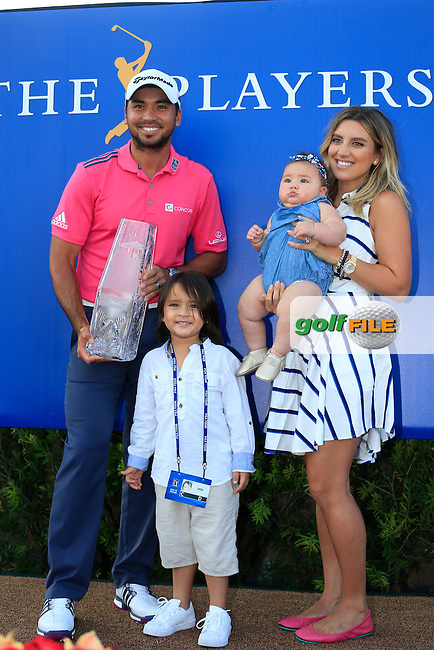 Jason Day (AUS) winner after the final round of the Players, TPC Sawgrass, Championship Way, Ponte Vedra Beach, FL 32082, USA. 15/05/2016.<br /> Picture: Golffile | Fran Caffrey<br /> <br /> <br /> All photo usage must carry mandatory copyright credit (&copy; Golffile | Fran Caffrey)