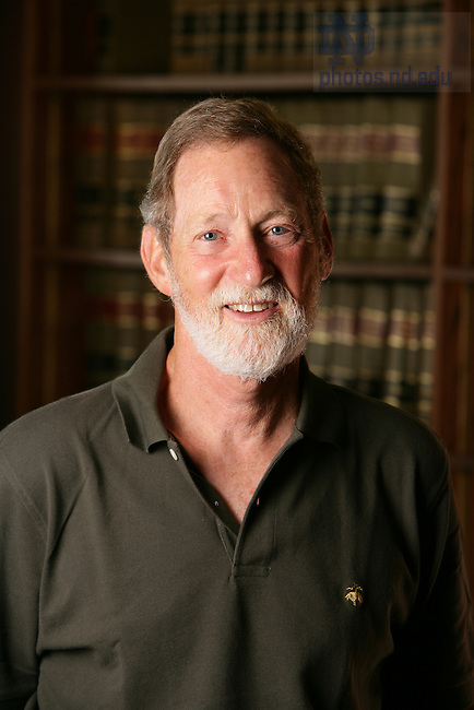 Law School Professor Joseph Bauer for the Hesburgh Lectures