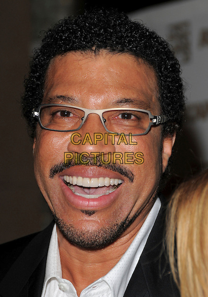 LIONEL RICHIE.at The 2008 ASCAP Pop Awards held at The Kodak Theatre in Hollywood, California, USA, April 09 2008                                                                   .portrait headshot glasses beard moustache .CAP/DVS.©Debbie VanStory/Capital Picturestie