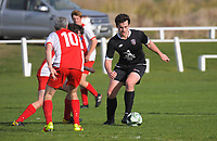 Action from the Chatham Cup football match between Dunedin Technical and Old Boys at Tahuna Park in Dunedin, New Zealand on Saturday, 11 May 2019. Photo: Dave Lintott / lintottphoto.co.nz