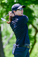 Lindy Duncan (USA) watches her tee shot on 13 during round 1 of  the Volunteers of America Texas Shootout Presented by JTBC, at the Las Colinas Country Club in Irving, Texas, USA. 4/27/2017.<br /> Picture: Golffile | Ken Murray<br /> <br /> <br /> All photo usage must carry mandatory copyright credit (&copy; Golffile | Ken Murray)