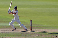 Sir Alastair Cook of Essex in batting action during Warwickshire CCC vs Essex CCC, Specsavers County Championship Division 1 Cricket at Edgbaston Stadium on 11th September 2019